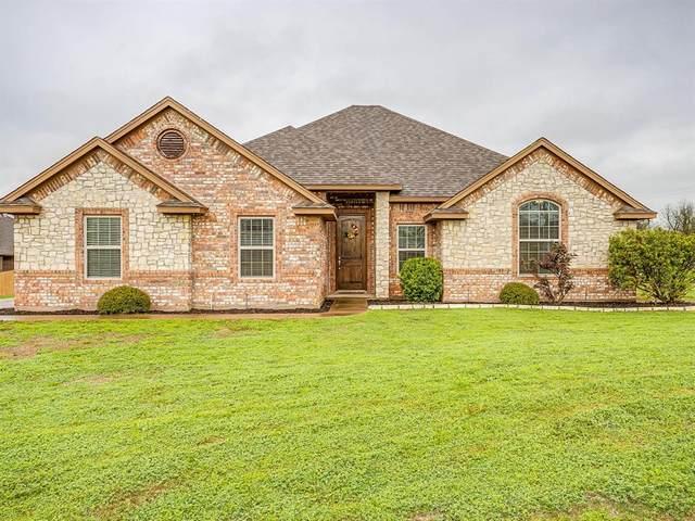 6502 Concord Court, Granbury, TX 76049 (MLS #14316283) :: Ann Carr Real Estate