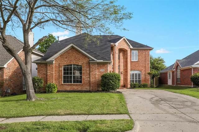 4425 Lansbury Lane, Plano, TX 75093 (MLS #14316286) :: Robbins Real Estate Group