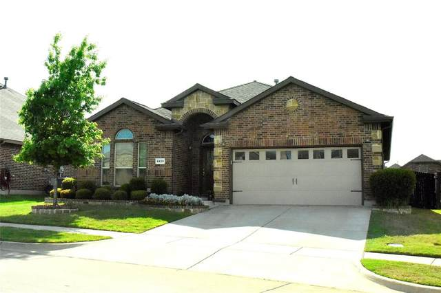 6820 Muirfield Drive, Arlington, TX 76001 (MLS #14316292) :: The Chad Smith Team
