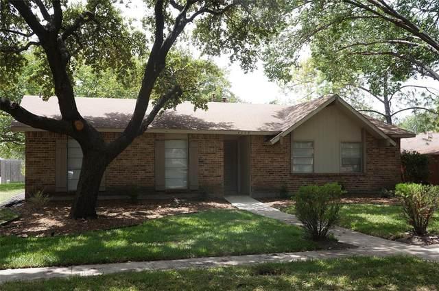 4005 Random Circle, Garland, TX 75043 (MLS #14316297) :: Team Tiller