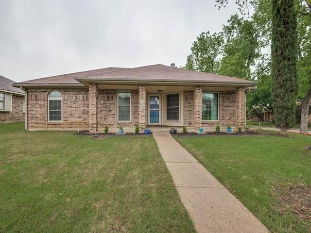1690 Autumn Breeze Lane, Lewisville, TX 75077 (MLS #14316308) :: The Mauelshagen Group