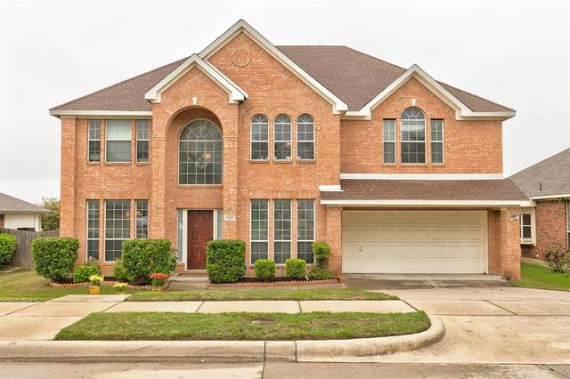 7921 Boylston Drive, Fort Worth, TX 76137 (MLS #14316311) :: The Mitchell Group
