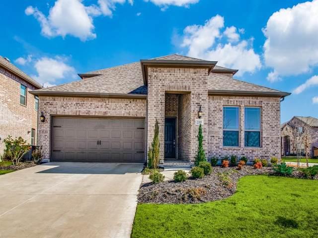 2300 Austin Lane, Prosper, TX 75078 (MLS #14316319) :: Tenesha Lusk Realty Group