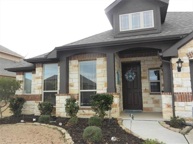1118 Destrehan Drive, Burleson, TX 76028 (MLS #14316320) :: The Mitchell Group