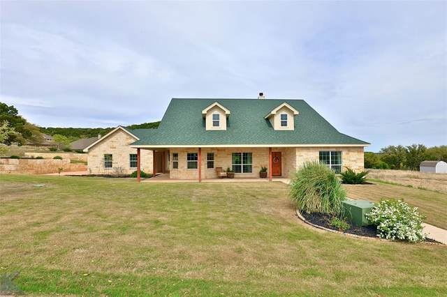 117 Cougar Run, Tuscola, TX 79562 (MLS #14316334) :: Ann Carr Real Estate