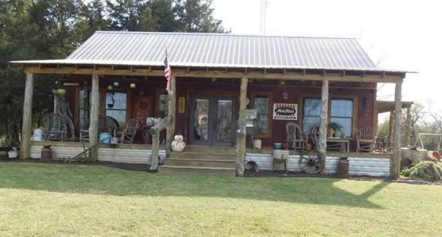 475 County Rd 2000, Bonham, TX 75418 (MLS #14316362) :: The Rhodes Team
