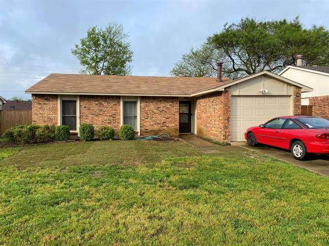510 Windsor Drive, Allen, TX 75002 (MLS #14316367) :: All Cities USA Realty