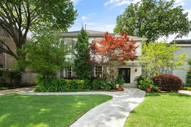 4117 Stanhope Street, University Park, TX 75205 (MLS #14316368) :: The Heyl Group at Keller Williams