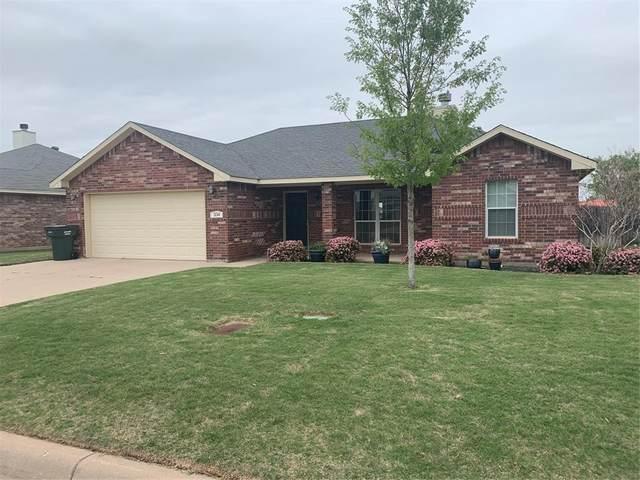 334 Sugarloaf Avenue, Abilene, TX 79602 (MLS #14316388) :: Team Tiller