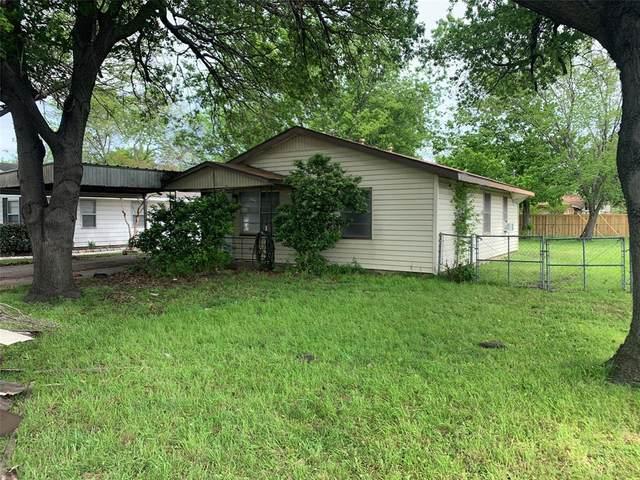 332 Norwich Lane, Mesquite, TX 75149 (MLS #14316405) :: Frankie Arthur Real Estate