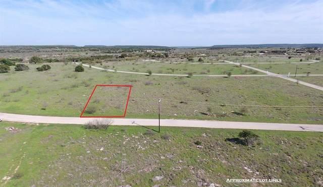 Lot 155 St Andrews Drive, Possum Kingdom Lake, TX 76449 (MLS #14316406) :: The Chad Smith Team