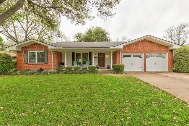 4225 Selkirk Drive W, Fort Worth, TX 76109 (MLS #14316423) :: The Mitchell Group