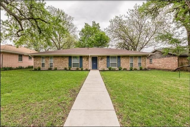 1116 Edgefield Drive, Plano, TX 75075 (MLS #14316430) :: Robbins Real Estate Group