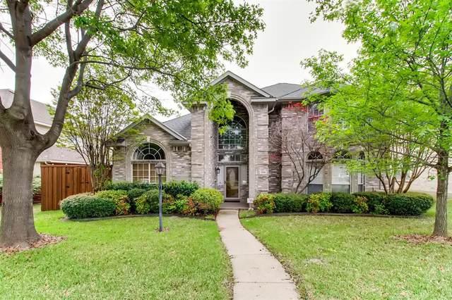 1316 Greenleaf Circle, Plano, TX 75025 (MLS #14316434) :: Justin Bassett Realty