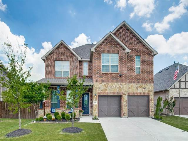 4101 Red Granite Lane, Mckinney, TX 75070 (MLS #14316437) :: Baldree Home Team
