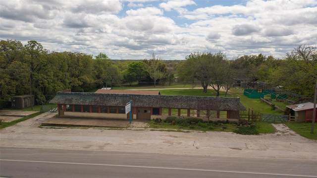 2106 Fort Worth Highway Tract1, Weatherford, TX 76086 (MLS #14316443) :: All Cities USA Realty