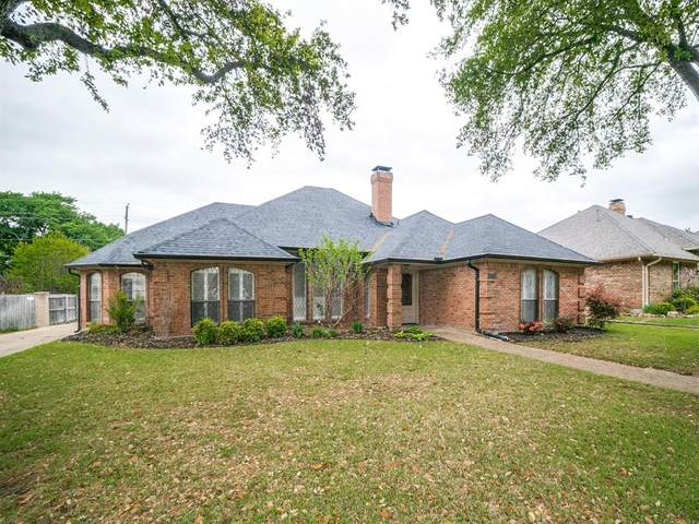 2311 Highland Heights Lane, Carrollton, TX 75007 (MLS #14316447) :: Hargrove Realty Group