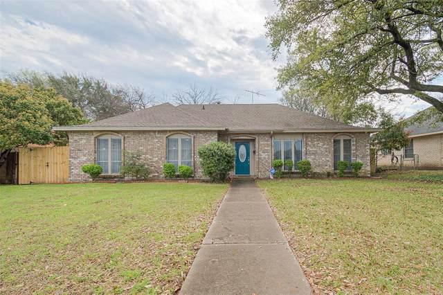 11430 Dumbarton Drive, Dallas, TX 75228 (MLS #14316483) :: The Chad Smith Team