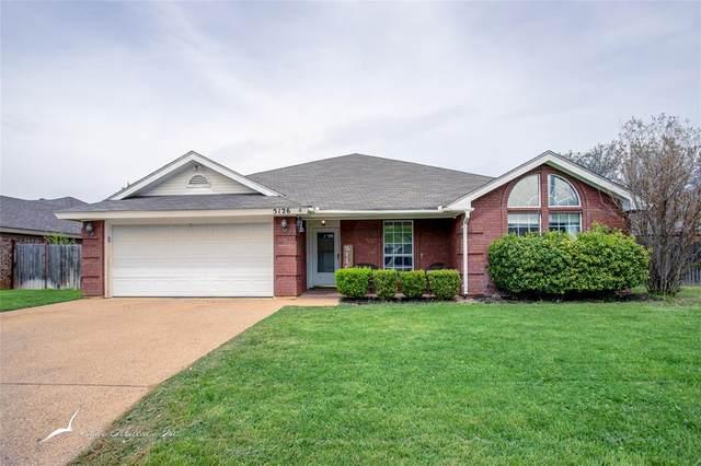 5126 Millie Court, Abilene, TX 79606 (MLS #14316485) :: Real Estate By Design