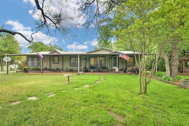 901 Coke Court, Granbury, TX 76048 (MLS #14316487) :: Ann Carr Real Estate