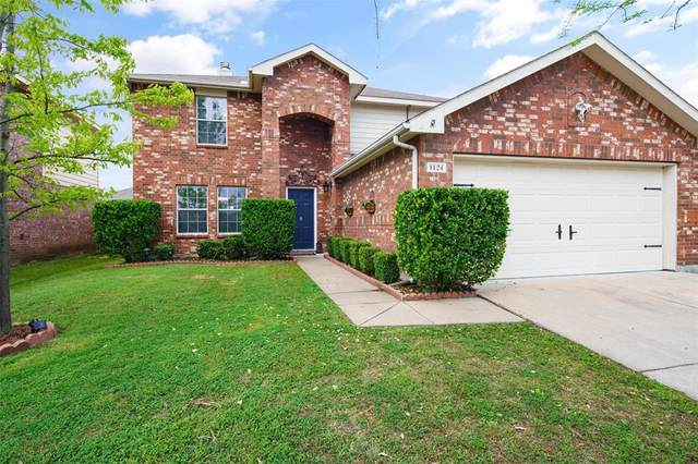 1124 Augustin Drive, Princeton, TX 75407 (MLS #14316490) :: All Cities USA Realty