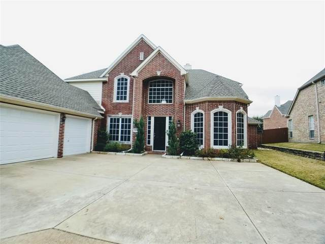 5202 Fairway Lakes Court, Garland, TX 75044 (MLS #14316495) :: Team Tiller
