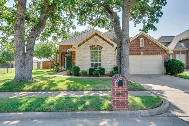 3200 Cottrell Drive, Flower Mound, TX 75022 (MLS #14316497) :: RE/MAX Landmark