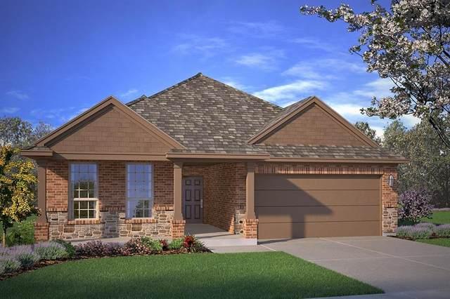 3430 Lauren Street, Krum, TX 76249 (MLS #14316500) :: Tenesha Lusk Realty Group