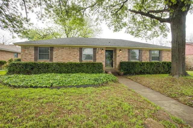 8322 Hunnicut Road, Dallas, TX 75228 (MLS #14316501) :: Team Hodnett