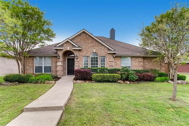 3853 Cherry Ridge Drive, Frisco, TX 75033 (MLS #14316502) :: Justin Bassett Realty