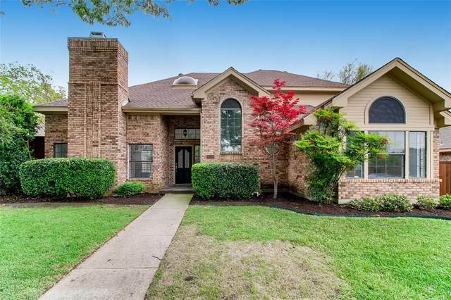 2108 Antwerp Avenue, Plano, TX 75025 (MLS #14316511) :: NewHomePrograms.com LLC