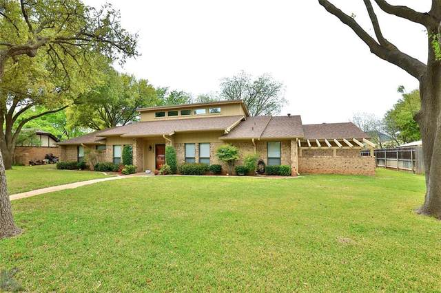 1266 Canterbury Drive, Abilene, TX 79602 (MLS #14316514) :: Ann Carr Real Estate