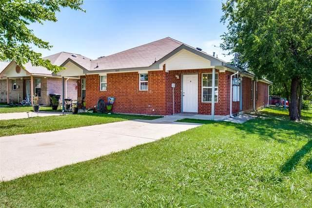 3000 Comanche Avenue, Sansom Park, TX 76114 (MLS #14316519) :: The Mauelshagen Group
