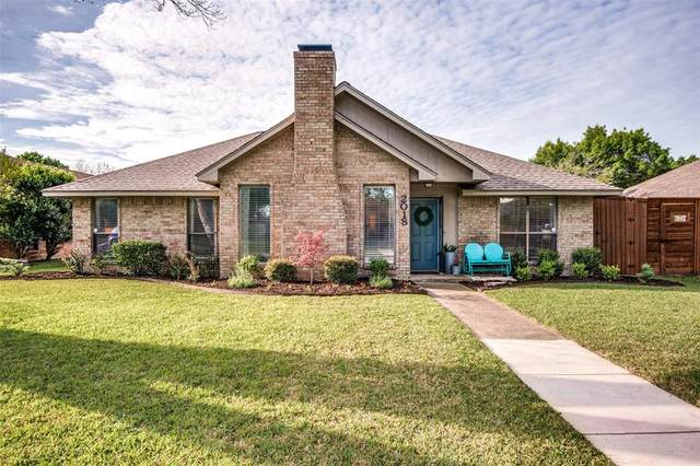 2018 Espinosa Drive, Carrollton, TX 75010 (MLS #14316523) :: Hargrove Realty Group
