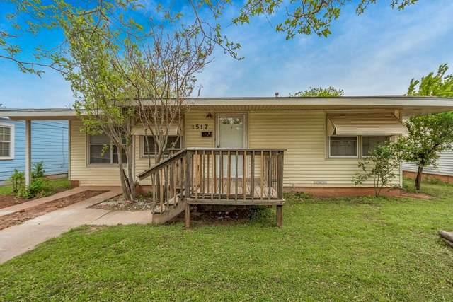 1517 N Mockingbird Lane, Abilene, TX 79603 (MLS #14316524) :: The Tierny Jordan Network