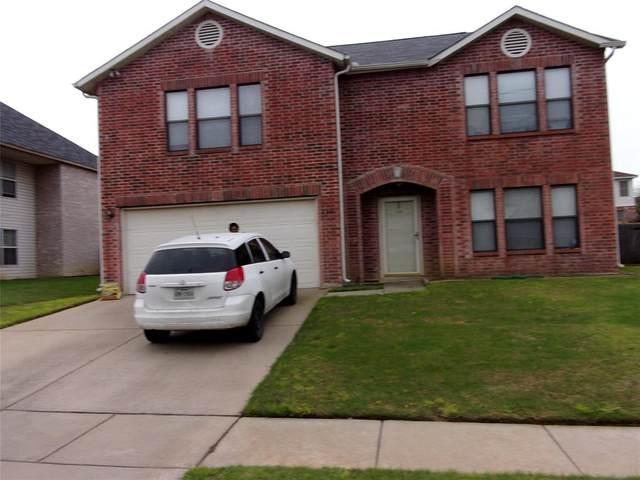 220 Tabor Drive, Arlington, TX 76002 (MLS #14316526) :: The Tierny Jordan Network