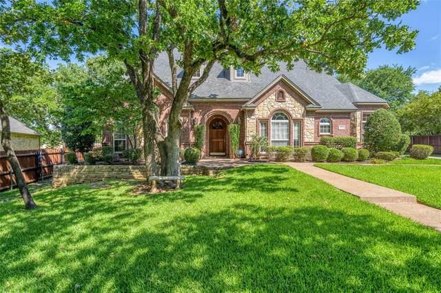 3711 Treemont Court, Colleyville, TX 76034 (MLS #14316541) :: Team Hodnett