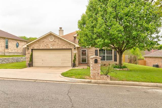 2210 Creek Side Drive, Weatherford, TX 76087 (MLS #14316560) :: Real Estate By Design