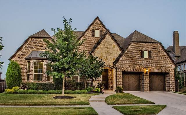 7536 Orchard Hill Lane, Frisco, TX 75035 (MLS #14316573) :: The Good Home Team