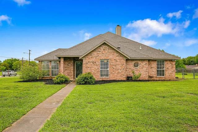 520 Pin Oak Drive, Terrell, TX 75161 (MLS #14316575) :: Ann Carr Real Estate
