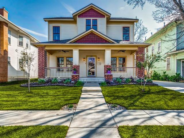 1809 Alston Avenue, Fort Worth, TX 76110 (MLS #14316580) :: The Mitchell Group
