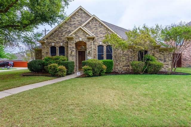 2036 Bosbury Drive, Flower Mound, TX 75028 (MLS #14316590) :: Team Hodnett
