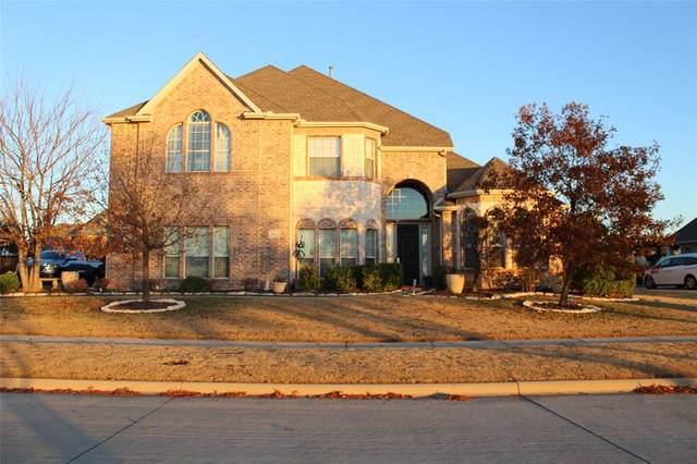 5942 Tascate Drive, Frisco, TX 75036 (MLS #14316593) :: Frankie Arthur Real Estate