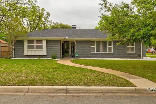 5313 Rutland Avenue, Fort Worth, TX 76133 (MLS #14316596) :: Real Estate By Design