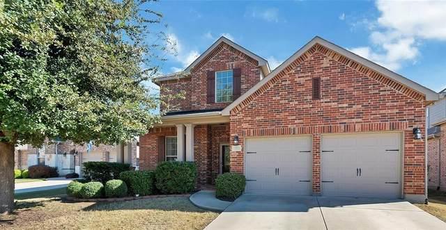 213 Willet Court, Little Elm, TX 75068 (MLS #14316600) :: Tenesha Lusk Realty Group