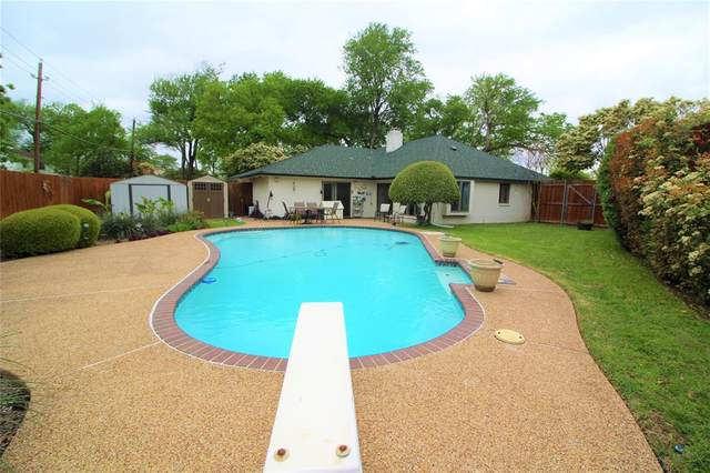 1802 Yale Place, Richardson, TX 75081 (MLS #14316603) :: Tenesha Lusk Realty Group