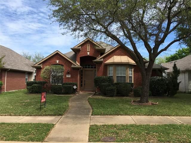 303 Parkhurst Lane, Allen, TX 75013 (MLS #14316608) :: Robbins Real Estate Group