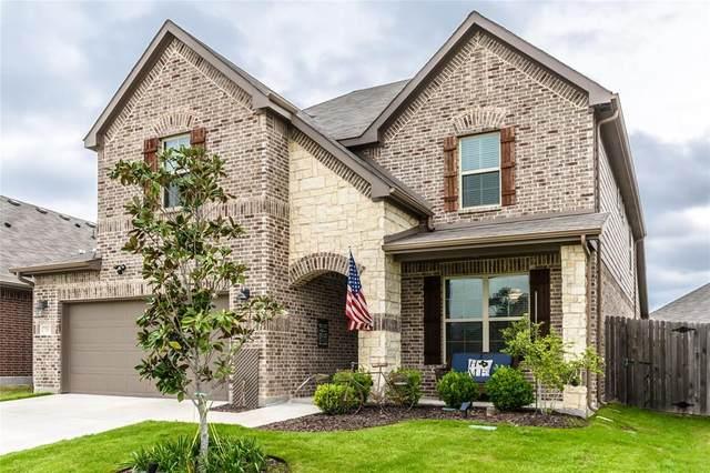 729 Kinghaven Drive, Little Elm, TX 75068 (MLS #14316629) :: Tenesha Lusk Realty Group