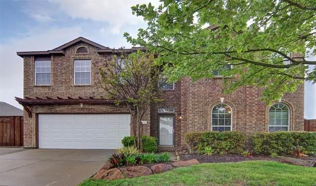 1412 Talladega Drive, Wylie, TX 75098 (MLS #14316648) :: Tenesha Lusk Realty Group
