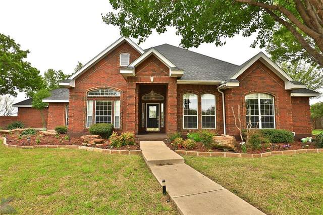 1418 Kingwood Circle, Abilene, TX 79602 (MLS #14316651) :: Ann Carr Real Estate